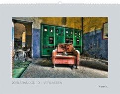 Photographics: Abandoned - Verlassen 2018