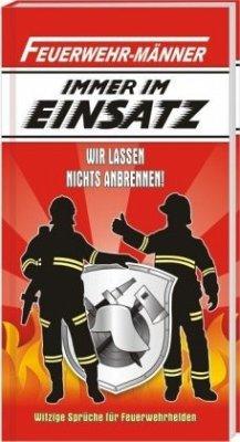 Feuerwehr-Männer