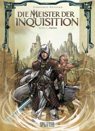 Buch-Reihe Die Meister der Inquisition