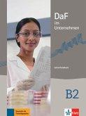 DaF im Unternehmen B2. Lehrerhandbuch