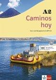 Caminos hoy A2. Kurs- und Übungsbuch + MP3-CD