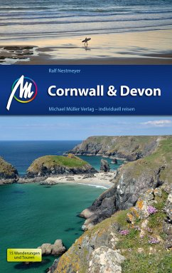 Cornwall & Devon Reiseführer Michael Müller Ver...