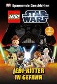Jedi-Ritter in Gefahr / LEGO Star Wars Bd.1 (Mängelexemplar)