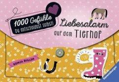 Liebesalarm auf dem Tierhof / 1000 Gefühle Bd.2 (Mängelexemplar) - Bullen, Sonja