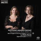 Mozart Piano Concertos Kv 413,Kv 414 & Kv 415