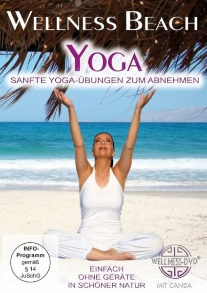 wellness beach yoga sanfte yoga bungen zum abnehmen film auf dvd. Black Bedroom Furniture Sets. Home Design Ideas