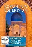 Expedition Usbekistan - Samarkand - Schätze der Seidenstraße