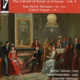 The Scholl Of Harp In France Vol.4