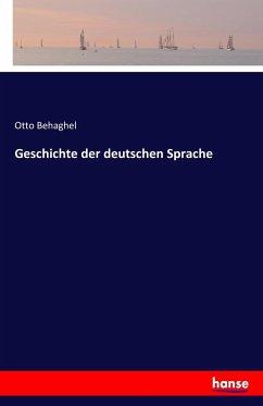 9783743652859 - Behaghel, Otto: Geschichte der deutschen Sprache - Book