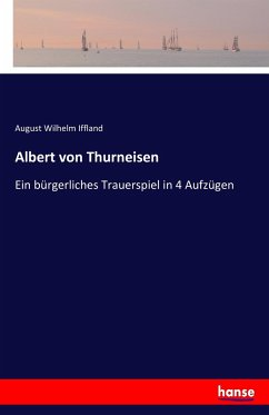 9783743652163 - Iffland, August Wilhelm: Albert von Thurneisen - Book
