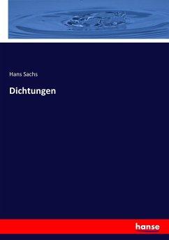 9783743652583 - Hans Sachs: Dichtungen - Buch