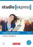 studio express A2 - Kurs- und Übungsbuch mit Audios online