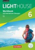 English G LIGHTHOUSE Band 6: 10. Schuljahr - Allgemeine Ausgabe - Workbook mit interaktiven Übungen auf scook.de