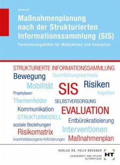 Maßnahmenplanung nach der Strukturierten Informationssammlung (SIS) - Schwerdt, Christine