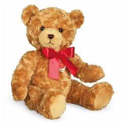 Teddy Hermann 91303 - Teddy gold mit Brummstimme, 40 cm