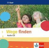 1.-4. Klasse, 1 Audio-CD / Wege finden, Ausgabe Sachsen, Sachsen-Anhalt und Thüringen 2017