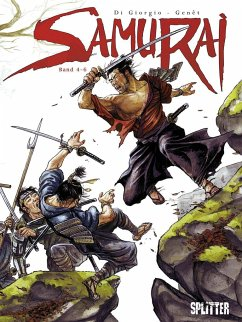 Samurai Gesamtausgabe 2 (Band 4 - 6) - Di Giorgio, Jean-François