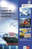 FLASH on English for TRANSPORT and LOGISTICS A2-B1. Student's Book with downloadable MP3 Audio Files