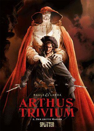 Buch-Reihe Arthus Trivium