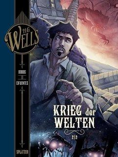H.G. Wells. Krieg der Welten Teil 2 - Dobbs