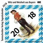Turmschreiber Tageskalender 2018