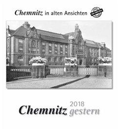 Chemnitz gestern 2018