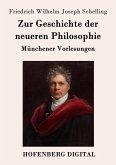 Zur Geschichte der neueren Philosophie (eBook, ePUB)