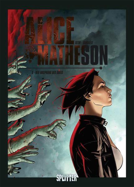 Buch-Reihe Alice Matheson
