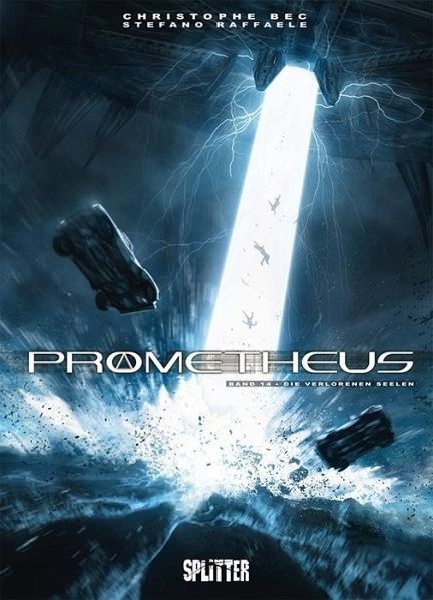 Buch-Reihe Prometheus