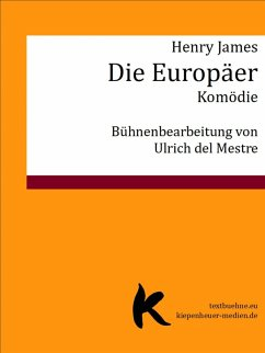 Die Europäer (eBook, ePUB) - del Mestre, Ulrich; James, Henry