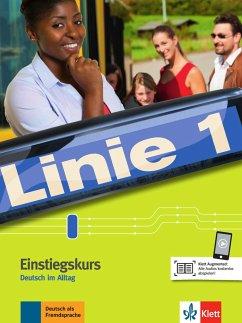 Linie 1 Einstiegskurs. Kurs- und Übungsbuch - Kaufmann, Susan; Rohrmann, Lutz; Scarpa-Diewald, Annalisa