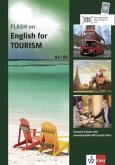 FLASH on English for TOURISM A2-B1. Student's Book with downloadable MP3 Audio Files