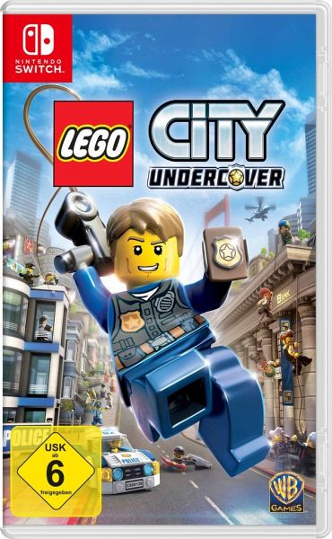 lego city undercover spiele