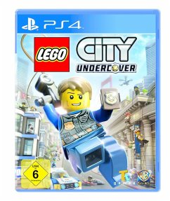 LEGO City Undercover (PlayStation 4)