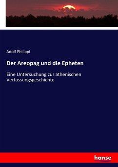 9783743654617 - Adolf Philippi: Der Areopag und die Epheten - Buch