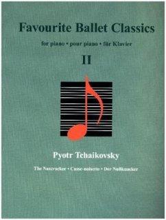 9783741914591 - Favourite Ballet Classics, für Klavier - Buch