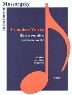 9783741914720 - Mussorgskij, Modest P.: Musorgsky, für Klavier - Buch
