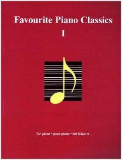 9783741914706 - Favourite Piano Classics - Buch