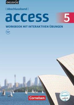 English G Access Abschlussband 5: 9. Schuljahr - Allgemeine Ausgabe - Workbook mit interaktiven Übungen auf scook.de - Seidl, Jennifer; Toal, Eleanor