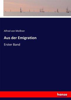 9783743655393 - Meißner, Alfred von: Aus der Emigration - Buch