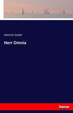 9783743655034 - Seidel, Heinrich: Herr Omnia - Buch