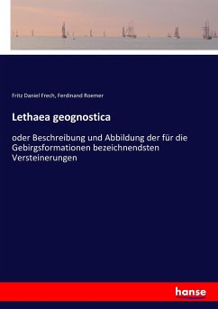 9783743654266 - Frech, Fritz Daniel; Roemer, Ferdinand: Lethaea geognostica - Buch