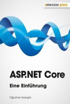 ASP.NET Core - Açikgöz, Oguzhan