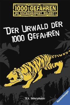 Der Urwald der 1000 Gefahren / 1000 Gefahren Bd...