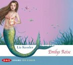 Emilys Reise / Emily Bd.5 (4 Audio-CDs) (Mängelexemplar)