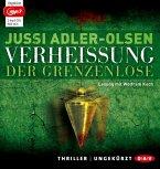 Verheißung - Der Grenzenlose / Carl Mørck. Sonderdezernat Q Bd.6 (2 MP3-CDs) (Mängelexemplar)