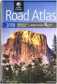 Rand McNally Road Atlas United States 2018 Large Scale