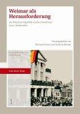 Weimar als Herausforderung (eBook, PDF)