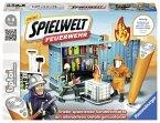 mini Spielwelt Feuerwehr: Gefahrguteinsatz (Spiel-Zubehör) / tiptoi®