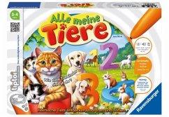 Ravensburger 007769 - tiptoi® Alle meine Tiere